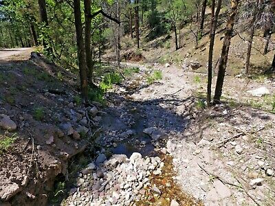 New Mexico Gold Claim Lode Mine Copper Silver Au Ag Mining Panning Sluice Nugget
