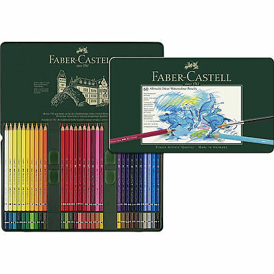 Faber Castell Albrecht Durer Watercolor Pencils 60 Colors