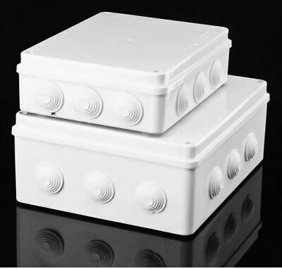 ABS IP65 Large Waterproof Junction Box Universal Electrical Tool Enclosure -BD02