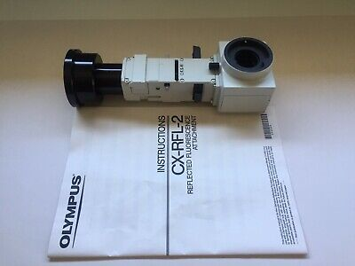Olympus CX-RFL Reflected Light Fluorescence Attachment for Microscope