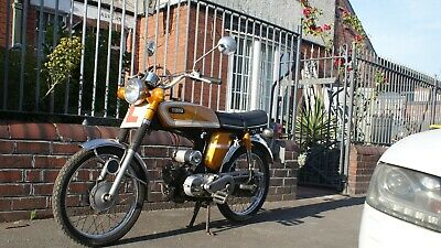 RARE Classic 1973 Yamaha SS ( FSIE FIZZY) 2 owners 5,617miles Project Renovation
