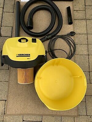 Karcher WD2 Wet and Dry Multi Surface