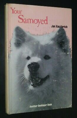 Your Samoyed by Jan Kauzlarich