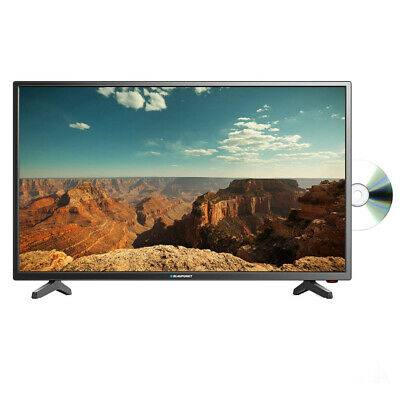 "Blaupunkt 32"" Freeview HD LED TV with Built-in DVD Player + PVR (1080p Support)"