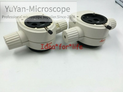 1pc Used Good LEICA MS5 STEREO MICROSCOPE BODY 0.63X to 4X #free shipping