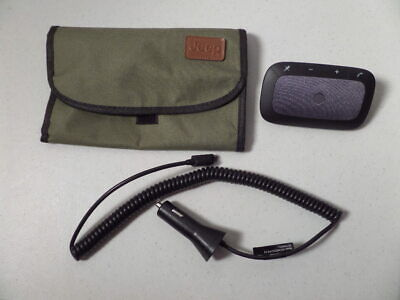 Motorola TX550 SONIC RIDER Car Phone Speaker with Car Charger