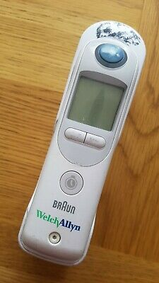 Braun Welch Allyn Pro6000 Thermoscan Ear Thermometer Pro 6000