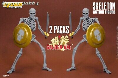 Storm Collectibles 1/12 - Golden Axe: Skeleton Solider 2 Pack [PRE-ORDER]