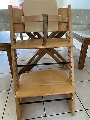 Stokke Tripp Trapp High Chair - Natural Beech