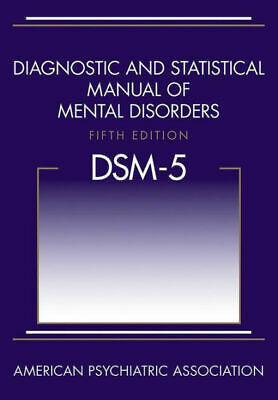 Diagnostic and Statistical Manual of Mental Disorders 5th Edition [P.D.F]