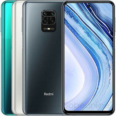 "Xiaomi Redmi Note 9 Pro 64GB 6GB RAM (FACTORY UNLOCKED) 6.67"" 64MP"