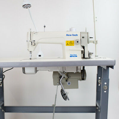 "NEW-TECH GC-8700 Sewing Machine with Servo Motor,Stand & LED LAMP""FREE SHIPPING"""