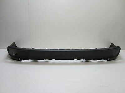 2014-2018 Toyota Highlander Oem Rear Lower Bumper Cover Valance  Diffuser