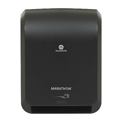 Marathon Automated Paper Towel Dispenser, Black *FREE SHIPPING*