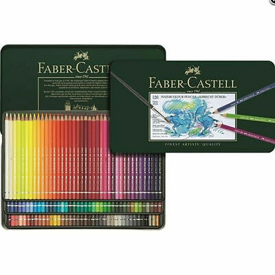 Faber Castell Albrecht Durer Watercolor Pencils 120 Colors