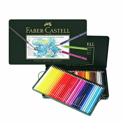 Faber Castell Albrecht Durer Watercolor Pencils 72 Colors