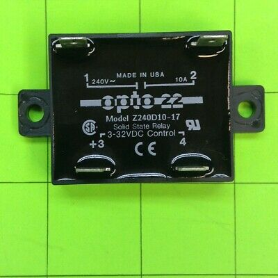 Datacard 275 240A 10A Solid State Relay Control Relay Z240D10-17 OPTO 22
