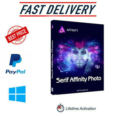 Affinity Photo 1.8.3✔️2020✔️Full Version✔️LifeTime License Key✔️Windows✔️