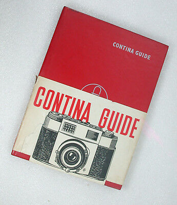 Contina Guide, Hardback/Hardcover, The Focal Press, 8th Edition