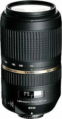 Tamron AF SP 70-300mm f/4-5.6 Di VC USD Lens - New - for Canon