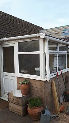 Used upvc lean to conservatory