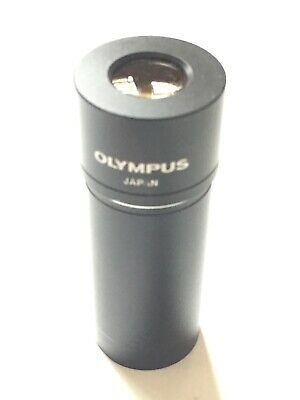 Olympus NFK 2.5X LD. 125 Microscope Photo Eyepiece / Projection Lens (Rare) 2