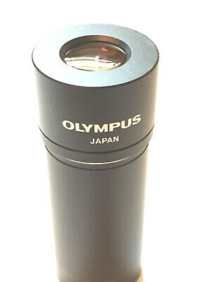 Olympus NFK 2.5X LD. 125 Microscope Photo Eyepiece / Projection Lens (Rare) 1