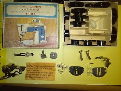 Singer Accessories Touch & Sew Zig-Zag  Sewing Machine Model 638 Part No 161928