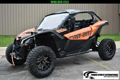 2019 Can-Am Maverick X3 X DS TURBO R (ELECTRIC POWER STEERING) #2402