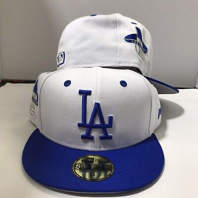 1959 All Star Game Los Angeles Dodgers New Era 59Fifty Fitted Hat