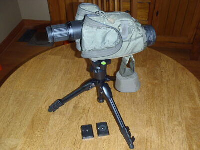"Compact Tactical Tripod 8.5"" - 25"" 4 Spotting Scope / Range Finder / Binoculars"