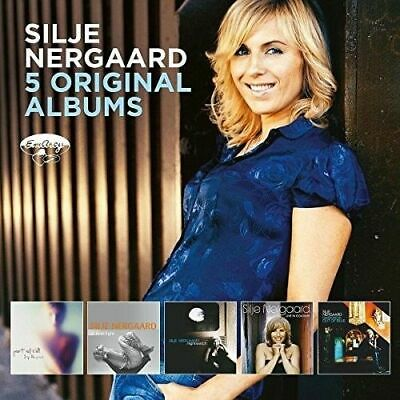 Silje Nergaard - 5 Original Albums New Cd