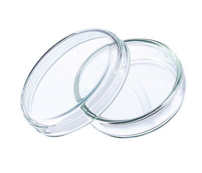 Neolab Anumbra E-2130 Petri Dishes, 40 mm x 12 mm (Pack of 5)