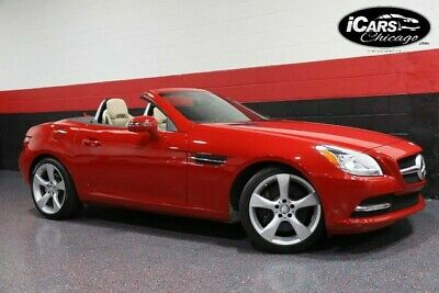 2012 Mercedes-Benz SLK-Class SLK350 Convertible 39,186 Miles Air Scarf Navi WoW 2012 Mercedes-Benz SLK350 Convertible Only 39,186 Miles Air Scarf Navi Serviced