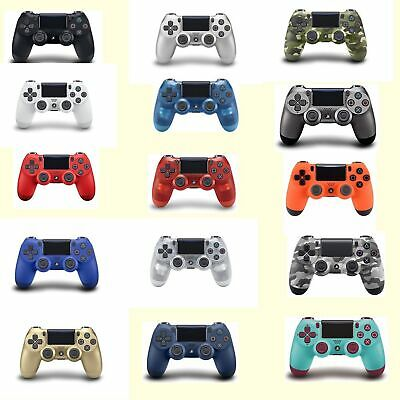 UK Bluetooth Wireless PS4 Controller Game Pad PlayStation Dualshock 4 Brand New