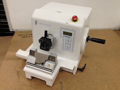 Shandon Finesse - E Microtome, not fully tested, no knife