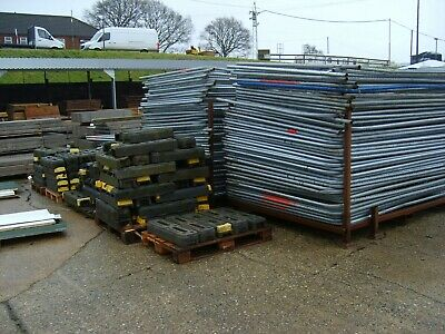 Heras Harris  Barriers Temporary Site Fencing