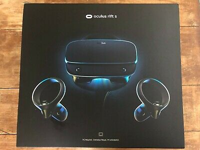 Oculus Rift S PC VR Headset Used In Excellent Condition