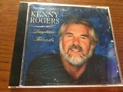 Kenny Rogers - Greatest Hits Cd - The Gambler / Lucille / Coward Of The County +