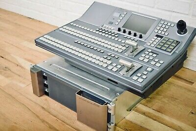 Sony MFS-2000 Multi Input HD video production switcher system excellent cond