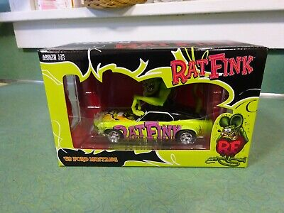 Rat Fink Matco Tools 1969 Ford Mustang Ertl 2011 Ed Big Daddy Roth New In Box
