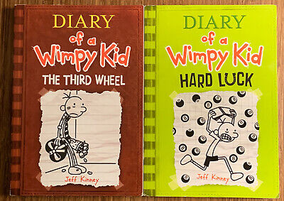 Diary of a Wimpy Kid Books 7 & 8 (Paperback) by Jeff Kinney