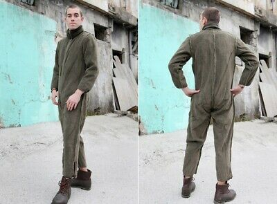 German army tanker liner coverall combi overall military Bundeswehr boiler