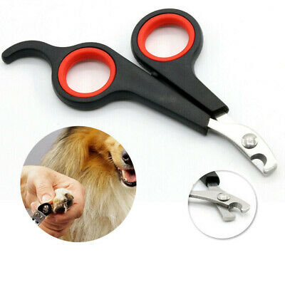 Dog Nail Clippers Pet Cat Rabbit Bird Guinea Pig Easy Use Claw Trimmers Scissors