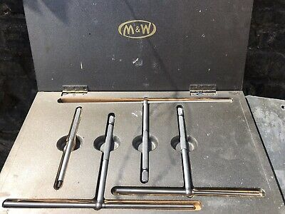 Moore and wright telescopic gauge set large