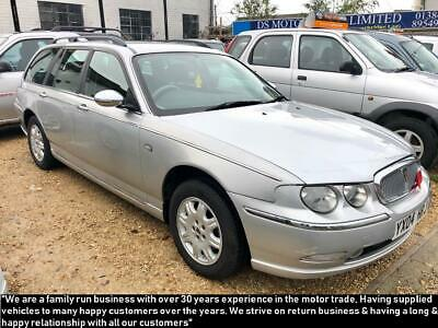 """2004 Rover 75 Tourer 2.0 CDT Club Automatic """"Nationwide Delivery"""""""