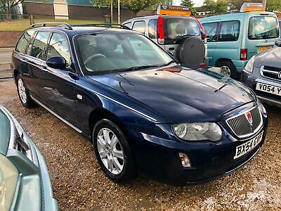 """2004/54 Rover 75 Tourer 2.0 CDTi Connoisseur """"Nationwide Delivery"""""""