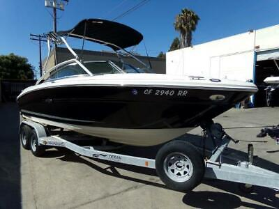 2007 Sea Ray 220 Select WITH XTRAS!