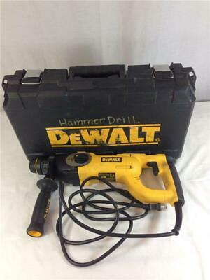 Dewalt D25213 Corded Hammer Drill With Case