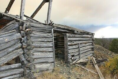 HISTORIC Wyoming Queen Mine Documented Producer Gold+ Silver Mining Claim WY-NR!